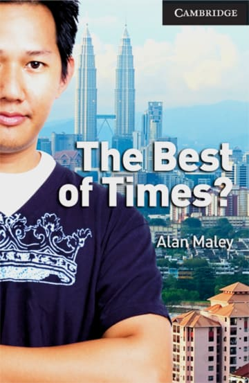 Cover The Best of Times? 978-3-12-574696-1 Alan Maley Englisch