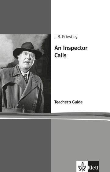 Cover An Inspector Calls 978-3-12-575212-2 John B. Priestley, Hansjörg Meyer Englisch