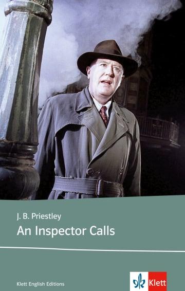 Cover An Inspector Calls 978-3-12-575213-9 John B. Priestley Englisch