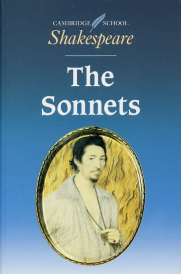 Cover The Sonnets 978-3-12-576440-8 William Shakespeare Englisch