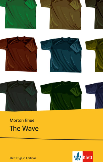 Cover The Wave 978-3-12-577280-9 Morton Rhue Englisch