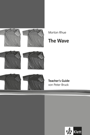 Cover The Wave 978-3-12-577281-6 Peter Bruck, Morton Rhue Englisch