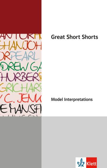 Cover Great Short Shorts 978-3-12-577342-4 Virginia Lee Burton, Katherine Mansfield, Otto Möllinger, Margaret von Ziegésar Englisch