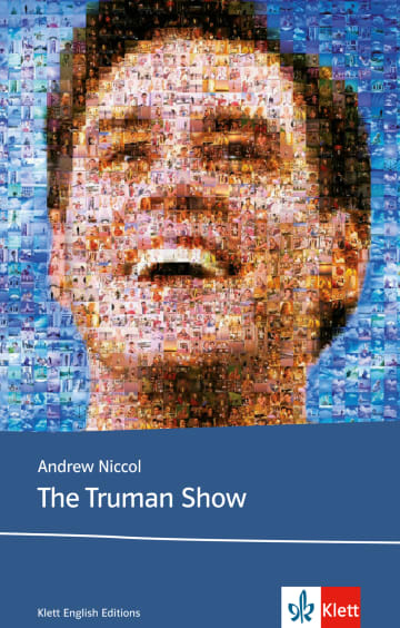 Cover The Truman Show 978-3-12-577460-5 Andrew Niccol Englisch