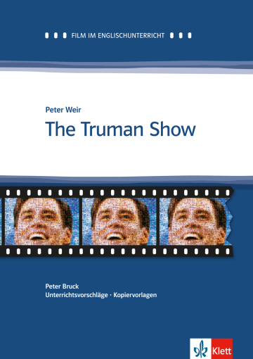 Cover The Truman Show 978-3-12-577461-2 Peter Bruck, Peter Weir Englisch