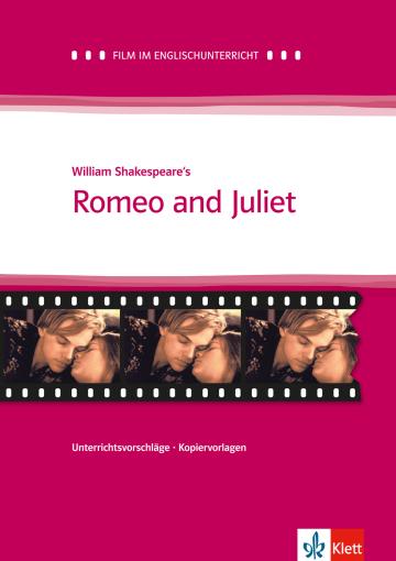 Cover William Shakespeare's Romeo and Juliet 978-3-12-577462-9 Peter Bruck, Baz Luhrmann Englisch