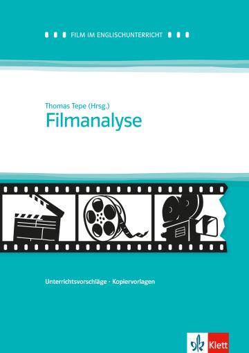 Cover Filmanalyse 978-3-12-577463-6 Thomas Tepe Englisch