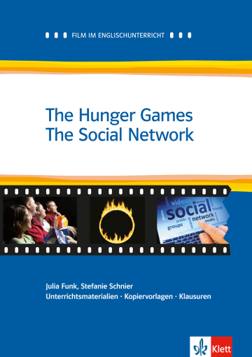 Cover The Hunger Games - The Social Network 978-3-12-577474-2 Julia Funk, Stefanie Schnier Englisch