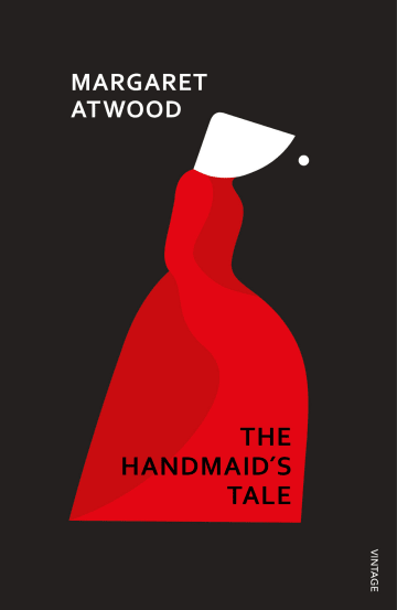 Cover The Handmaid's Tale 978-3-12-577692-0 Margaret Atwood Englisch