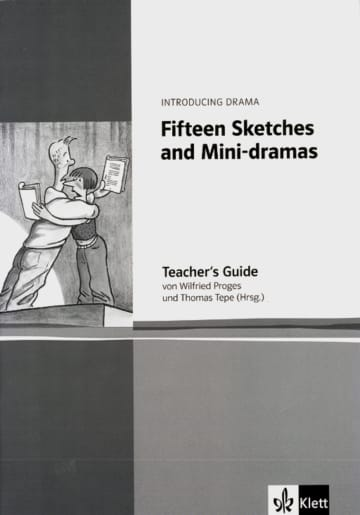 Cover Fifteen Sketches and Mini-dramas 978-3-12-577931-0 Wilfried Proges, Thomas Tepe Englisch