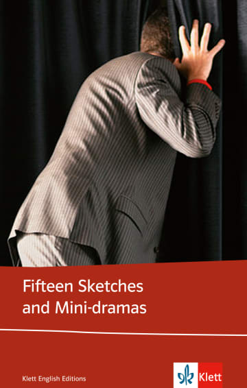 Cover Fifteen Sketches and Mini-dramas 978-3-12-577932-7 Wilfried Proges, Thomas Tepe Englisch