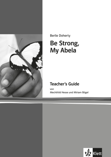 Cover Be Strong, My Abela 978-3-12-578026-2 Berlie Doherty Englisch