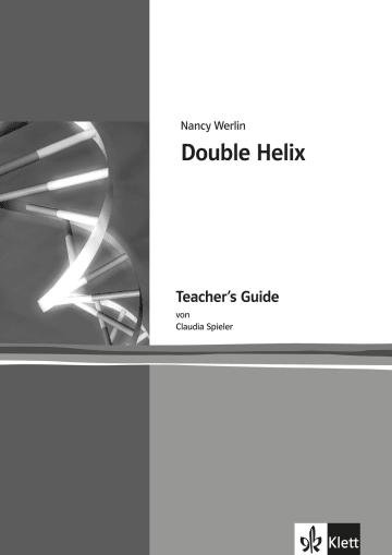 Cover Double Helix 978-3-12-578033-0 Nancy Werlin Englisch