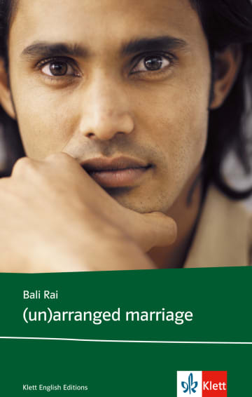 Cover (un)arranged marriage 978-3-12-578040-8 Bali Rai Englisch