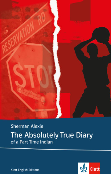 Cover The Absolutely True Diary of a Part-Time Indian 978-3-12-578042-2 Sherman Alexie Englisch