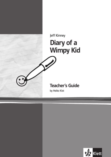 Cover Diary of a Wimpy Kid 978-3-12-578049-1 Heiko Kist, Jeff Kinney Englisch