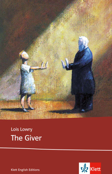 Cover The Giver 978-3-12-578140-5 Lois Lowry Englisch