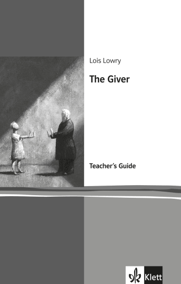 Cover The Giver 978-3-12-578141-2 Lois Lowry Englisch