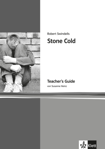 Cover Stone Cold 978-3-12-578146-7 Susanne Heinz, Robert Swindells Englisch