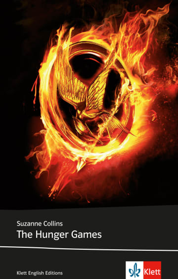 Cover The Hunger Games 978-3-12-578153-5 Suzanne Collins Englisch