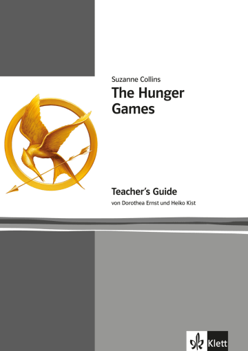 Cover The Hunger Games 978-3-12-578154-2 Dorothea Ernst, Heiko Kist, Suzanne Collins Englisch