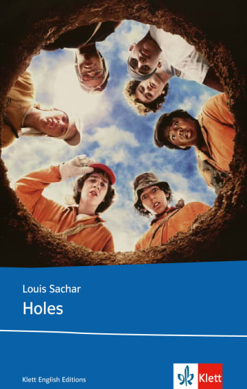 Cover Holes 978-3-12-578170-2 Louis Sachar Englisch