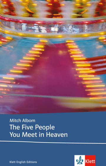Cover The Five People You Meet in Heaven 978-3-12-578192-4 Mitch Albom Englisch