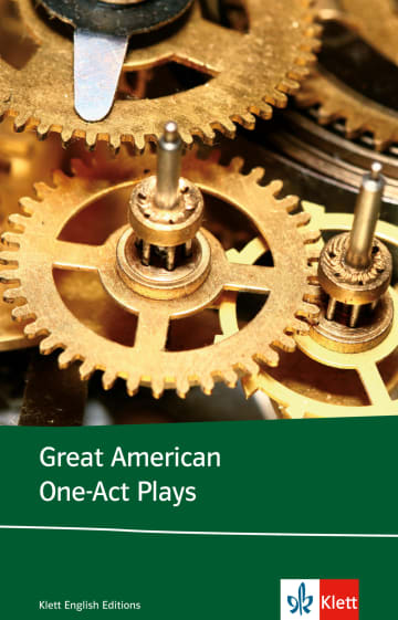 Cover Great American One-act Plays 978-3-12-578218-1 Englisch