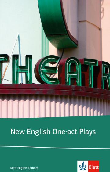 Cover New English One-act Plays 978-3-12-578251-8 Lyndon Brook, Guy Brook-Hart, David Campton, Roy Minton, James Saunders Englisch