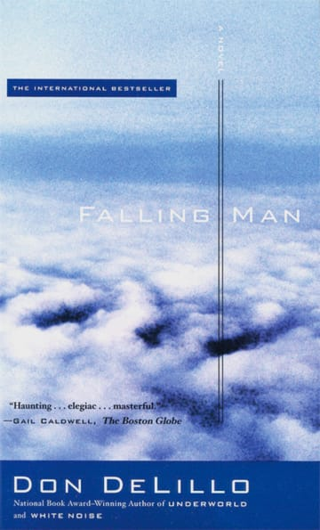 Cover Falling Man 978-3-12-578859-6 Don DeLillo Englisch