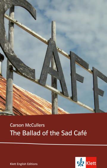 Cover The Ballad of the Sad Café 978-3-12-578901-2 Carson McCullers Englisch