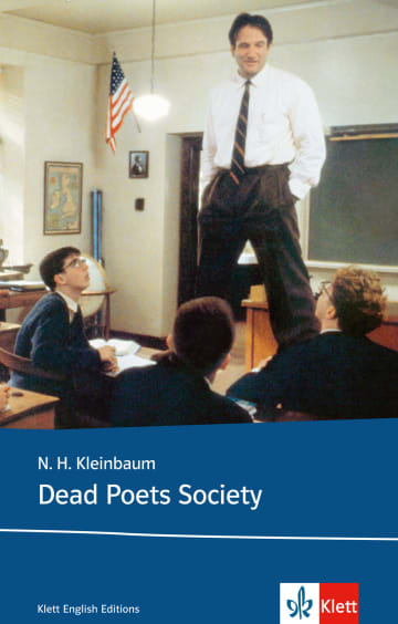 Cover Dead Poets Society 978-3-12-579690-4 Englisch