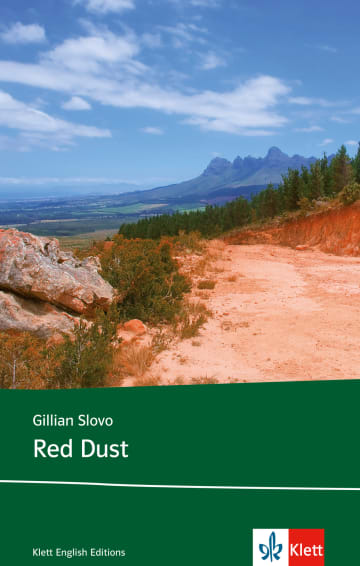 Cover Red Dust 978-3-12-579810-6 Gillian Slovo Englisch