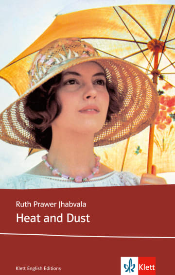 Cover Heat and Dust 978-3-12-579840-3 Ruth Prawer Jhabvala Englisch