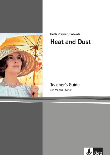 Cover Heat and Dust 978-3-12-579841-0 Ruth Prawer Jhabvala, Monika Plümer Englisch