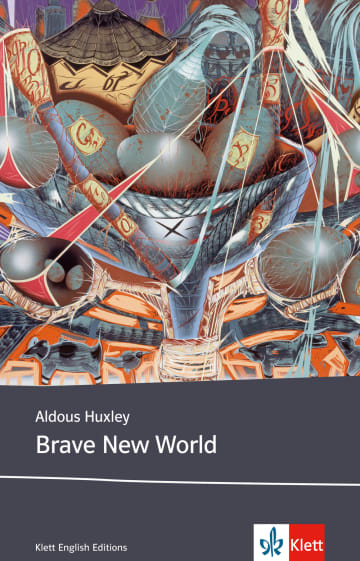 Cover Brave New World 978-3-12-579850-2 Aldous Huxley Englisch