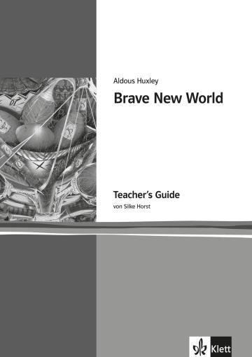 Cover Brave New World 978-3-12-579851-9 Silke Horst, Aldous Huxley Englisch
