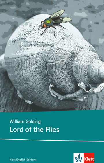 Cover Lord of the Flies 978-3-12-579854-0 William Golding Englisch