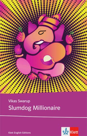 Cover Slumdog Millionaire 978-3-12-579874-8 Englisch
