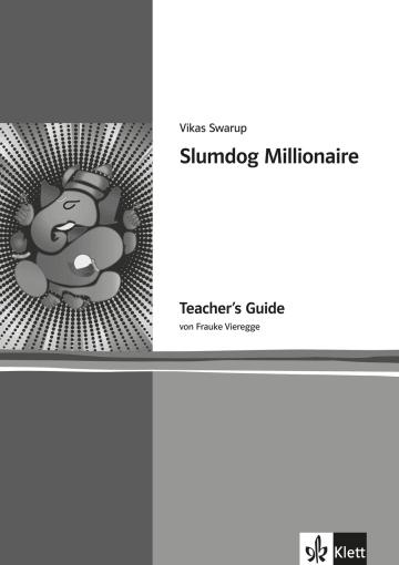 Cover Slumdog Millionaire 978-3-12-579875-5 Frauke Vieregge, Vikas Swarup Englisch