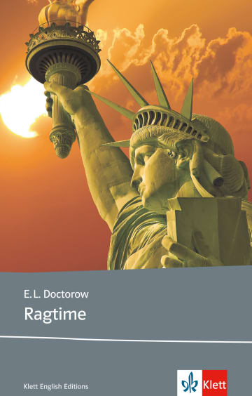 Cover Ragtime 978-3-12-579876-2 Edgar Lawrence Doctorow Englisch