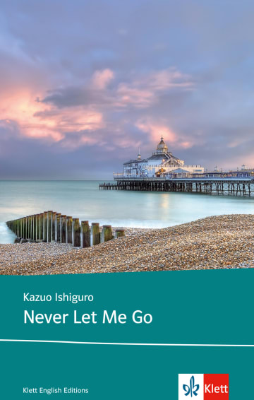 Cover Never Let Me Go 978-3-12-579878-6 Englisch