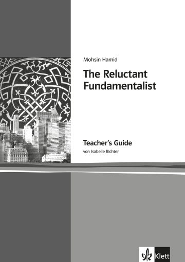 Cover The Reluctant Fundamentalist 978-3-12-579883-0 Mohsin Hamid, Isabelle Richter Englisch