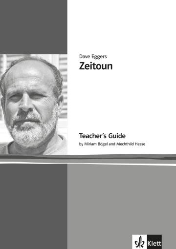 Cover Zeitoun 978-3-12-579885-4 Dave Eggers, Miriam Bögel, Mechthild Hesse Englisch