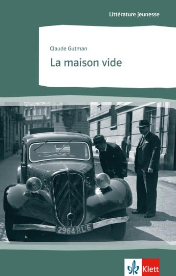 Cover La maison vide 978-3-12-591021-8 Claude Gutman Französisch