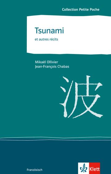 Cover Tsunami et autres récits 978-3-12-591406-3 Jean-François Chabas, Mikaël Ollivier Französisch