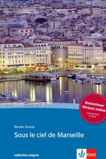 Cover Sous le ciel de Marseille 978-3-12-591424-7 Nicolas Sconza Französisch