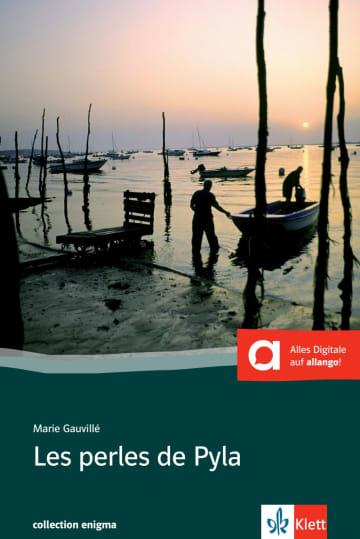 Cover Les perles de Pyla 978-3-12-591426-1 Marie Gauvillé Französisch