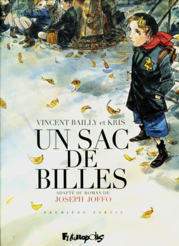 Cover Un sac de billes, première partie 978-3-12-591573-2 Vincent Bailly, Kris Bailly Französisch