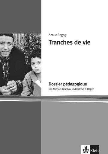 Cover Tranches de vie 978-3-12-591591-6 Azouz Begag Französisch